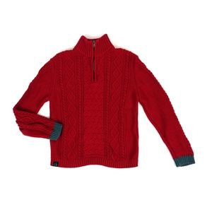 CALVIN KLEIN JEANS sweater, boy's size 7